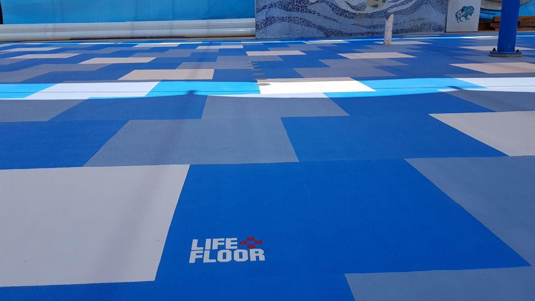 Sports And Venues Aquatic Flooring